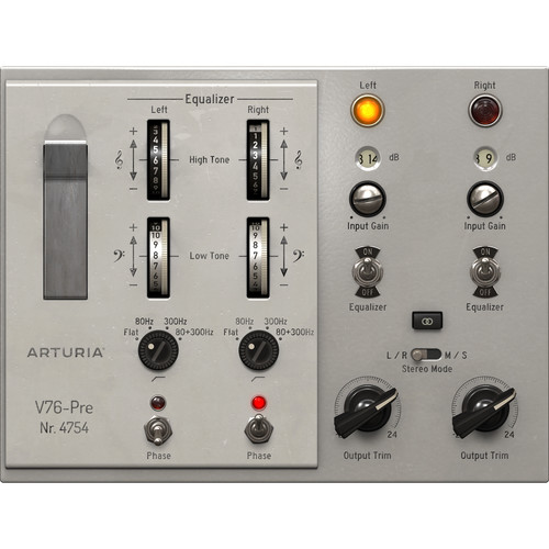 Arturia V76-Pre License (Download)