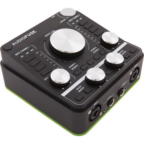 Arturia AudioFuse 14x14 Audio Interface (Black)