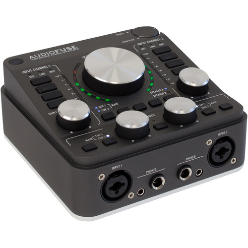 Arturia AudioFuse 14x14 Audio Interface (Gray)