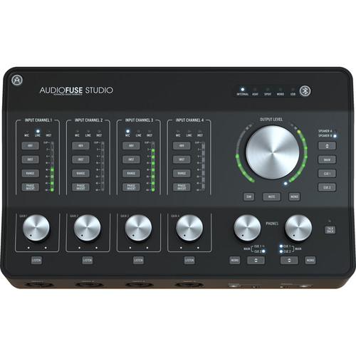 Arturia AudioFuse Studio - 18x16 Audio Interface with Bluetooth