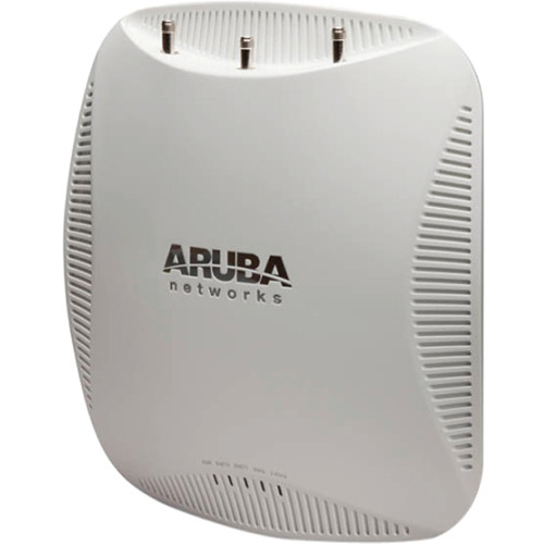 aruba 220 Series AP-224 Indoor Dual-Radio Wireless Access Point with Antenna Connectors (Rest of the World Regulatory Domain)