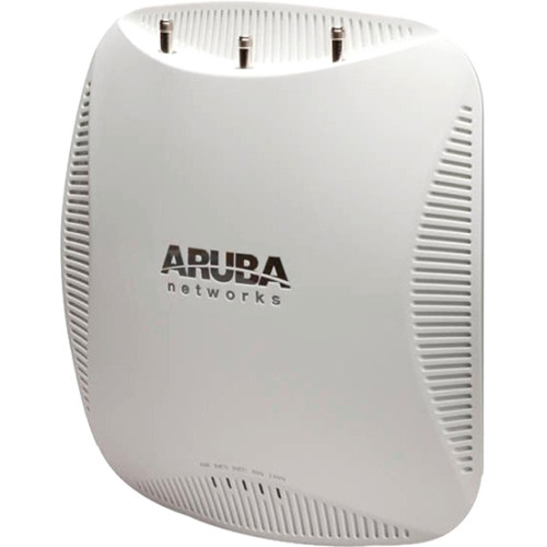 aruba 220 Series AP-225 Indoor Dual-Radio Wireless Access Point with Integrated Antennas (Rest of the World Regulatory Domain)