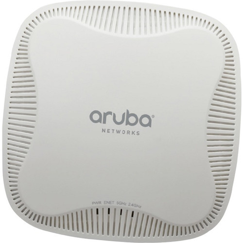 aruba 200 Series 802.11ac Wireless Access Point with Integrated Antennae