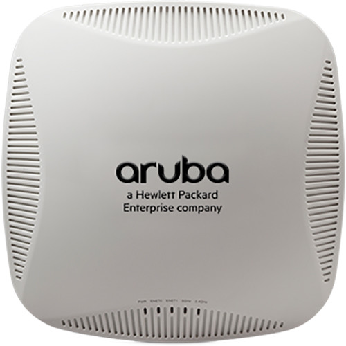 aruba 220 Series Instant IAP-225-US Indoor Dual-Radio Wireless Access Point with Integrated Antennas (US Regulatory Domain)