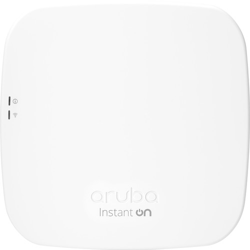 Aruba Instant On AP12 Indoor Access Point with DC Power Adapter and Cord Bundle