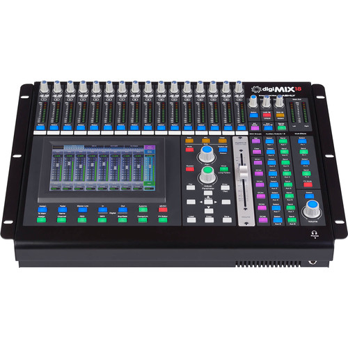 Ashly digiMIX 18 18-Channel Digital Mixer