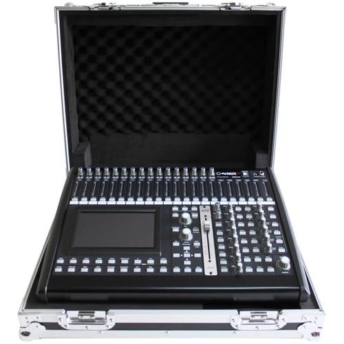 Ashly ATA Flight Case for digiMIX18 or digiMIX24 Digital Mixer
