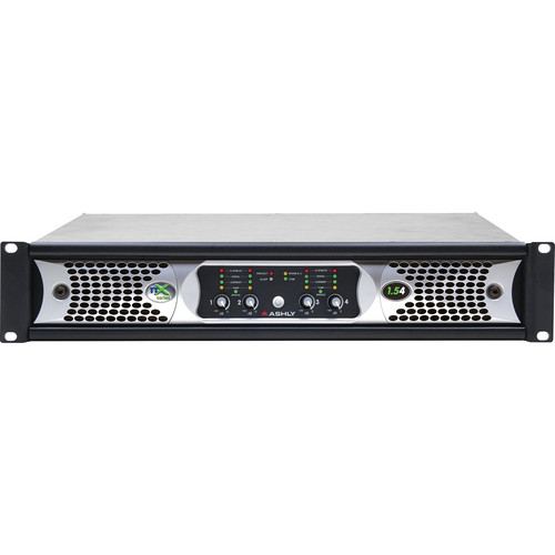 Ashly NX1.54 Programmable Output Power Amplifier