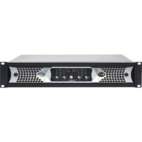 Ashly nXe3.04 Network Power Amplifier