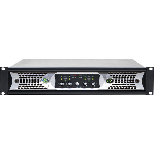 Ashly nXe3.04 Network Power Amplifier