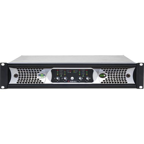 Ashly nXp3.04 4-Channel Network Power Amplifier