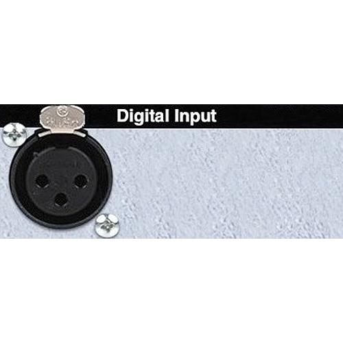 Ashly AES3 2-Channel Input Module