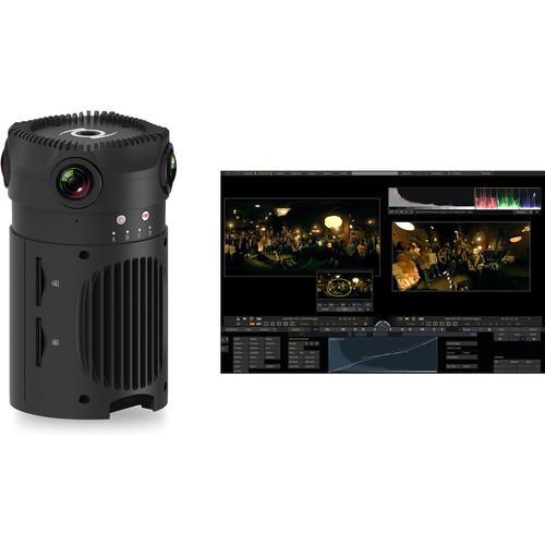 Assimilate Z Cam S1 & Scratch VR Z Bundle