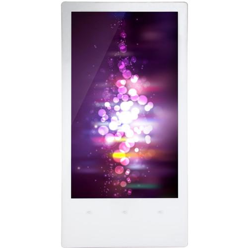 "Astar Seeyoo 42"" Network LCD Portrait Kiosk (White)"