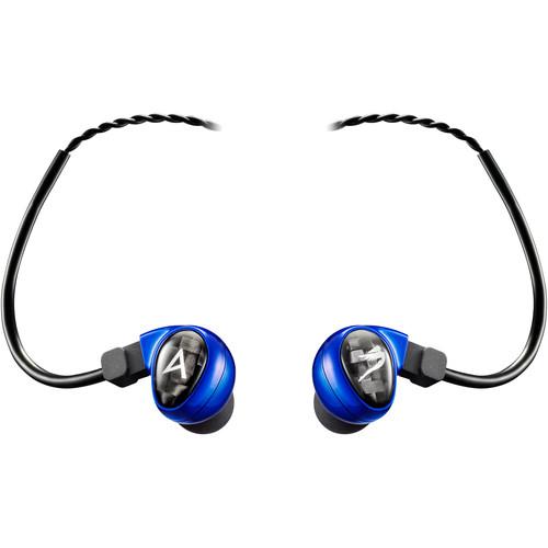 Astell & Kern Billie Jean Jerry Harvey Audio Siren Series In-Ear Monitor Headphones (Blue)