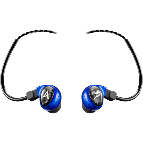 Astell&Kern Billie Jean Jerry Harvey Audio Siren Series In-Ear Monitor Headphones (Blue)