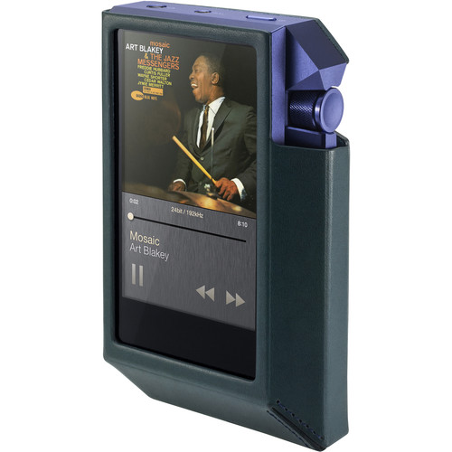 Astell&Kern AK240 Blue Note Limited Edition Portable Hi-Fi Audio System with 75 Pre-Loaded Albums (Blue)
