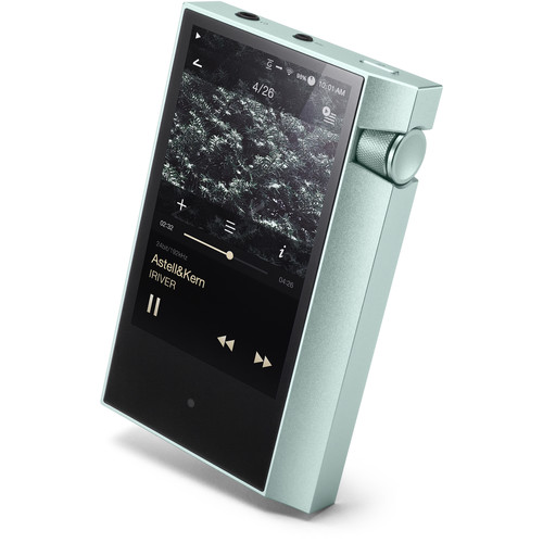 Astell&Kern AK70 64GB Portable High-Resolution Audio Player and USB DAC (Misty Mint)
