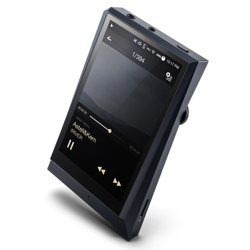 Astell&Kern AK300 Portable Digital Music and Media Player (Midnight Black)