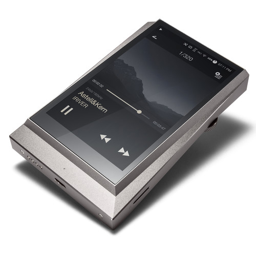 Astell&Kern AK320 Portable Hi-Fi Audio System (Gun Metal)