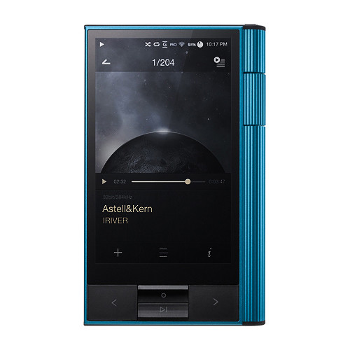 Astell&Kern KANN Portable High Definition Sound System (EOS Blue)