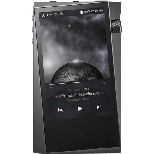 Astell & Kern A&norma SR15 Portable High-Resolution Audio Player (Dark Gray)