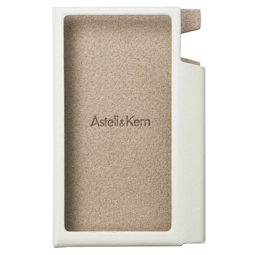 Astell&Kern Leather Case for AK70 (Ivory)
