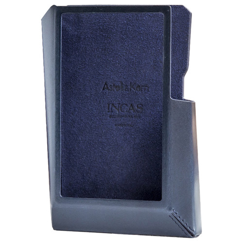 Astell&Kern Leather Case for AK320 Portable Hi-Fi Audio System (Navy Blue)