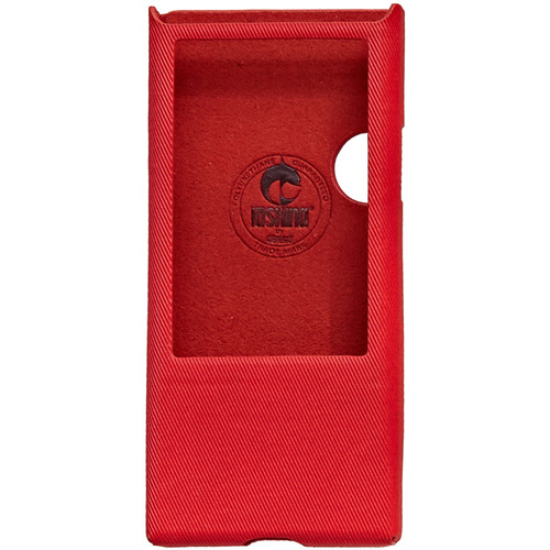 Astell&Kern Case for AK Jr (Twill, Red)