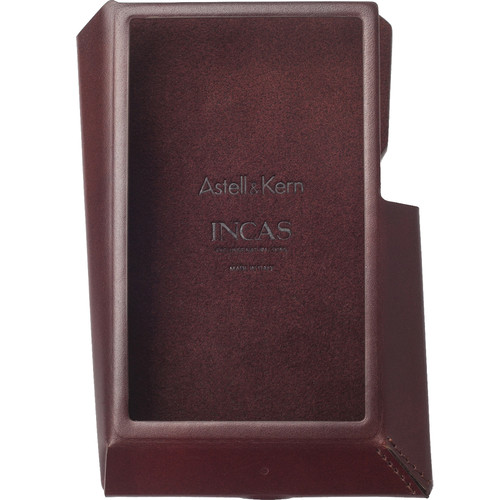 Astell & Kern Leather Case for AK380 (Burgundy)