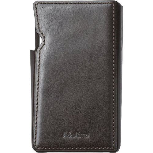 Astell & Kern Leather Case for SP1000 A&ultima Music Player (Dark Brown)