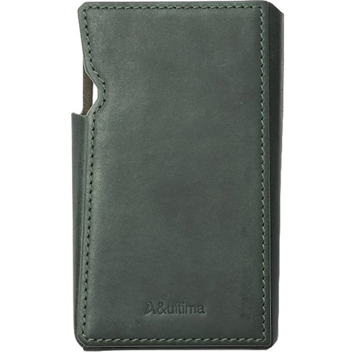 Astell&Kern Leather Case for SP1000 A&ultima Music Player (Deep Green)