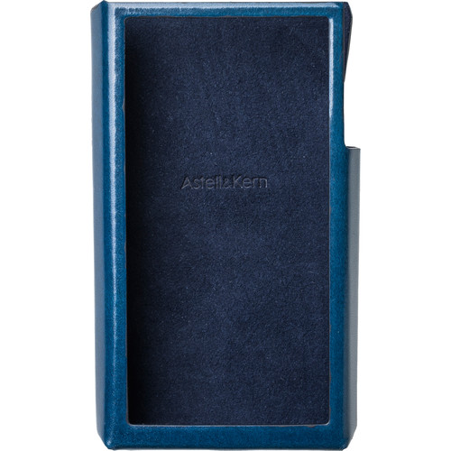 Astell & Kern Leather Case for A&ultima SP1000M Music Player (Navy Blue)