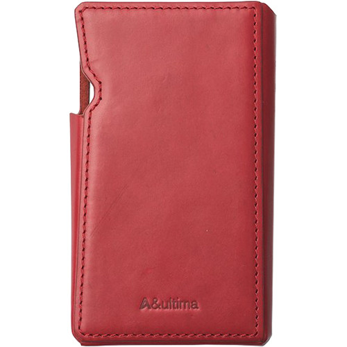 Astell & Kern Leather Case for SP1000 A&ultima Music Player (Sunny Red)
