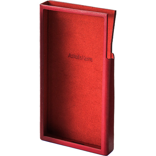 Astell & Kern Leather Case for A&futura SE100 (Garnet Red)
