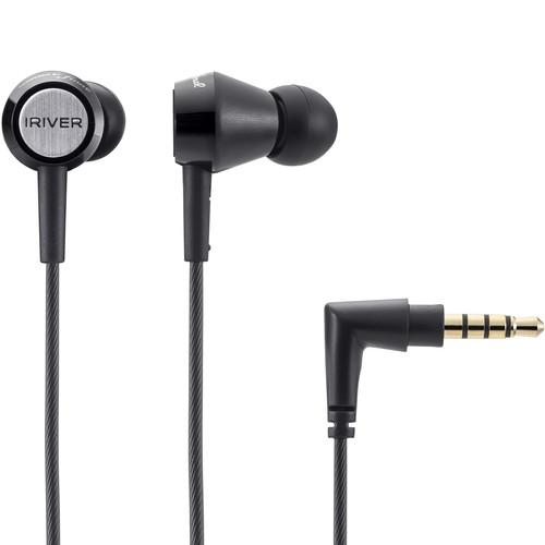 Astell&Kern Final Audio Design ICP-AT1000 Dynamic Driver In-Ear Monitor Headphones (Black)