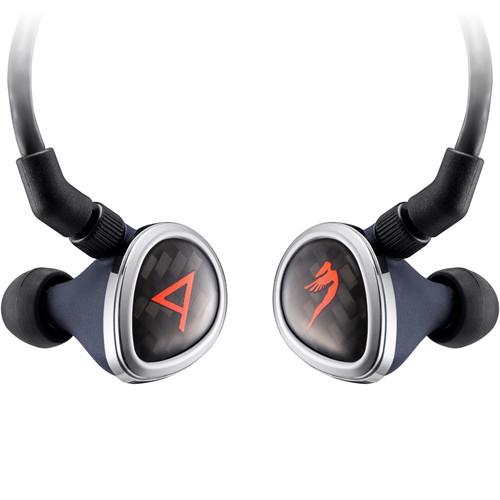 Astell&Kern Jerry Harvey Audio Roxanne II In-Ear Monitor Headphones (Black)