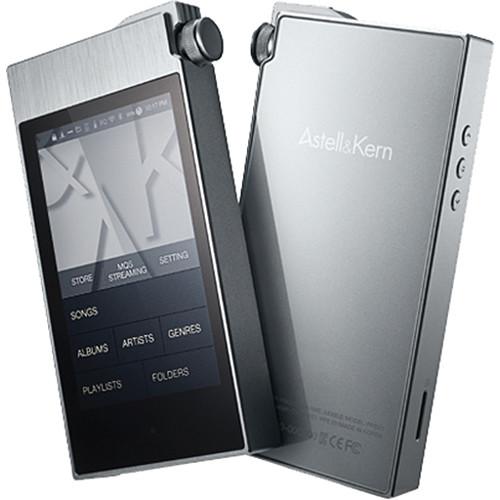 Astell&Kern AK100II Portable High Definition Sound System (Blue)