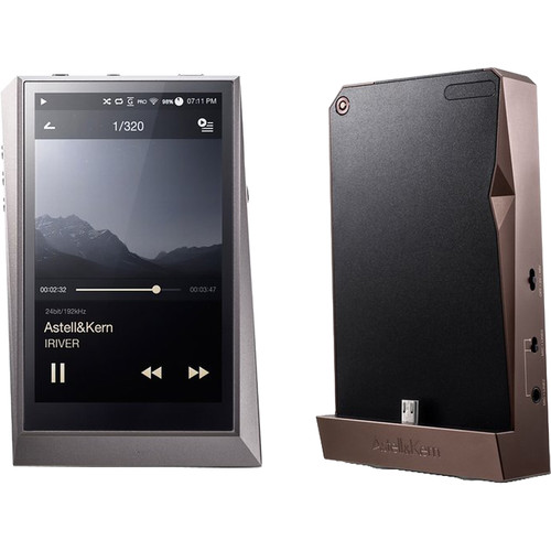 Astell&Kern AK320 Kit with Digital Audio Player and AK Recorder