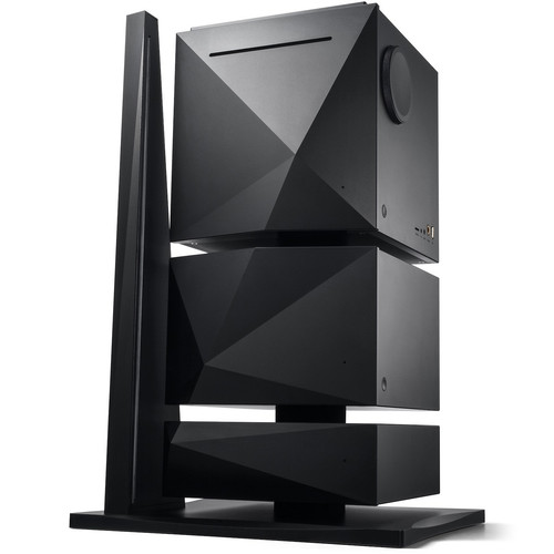 Astell&Kern AK500 Series MQS Network Audio System (Black/Silver, 1TB)