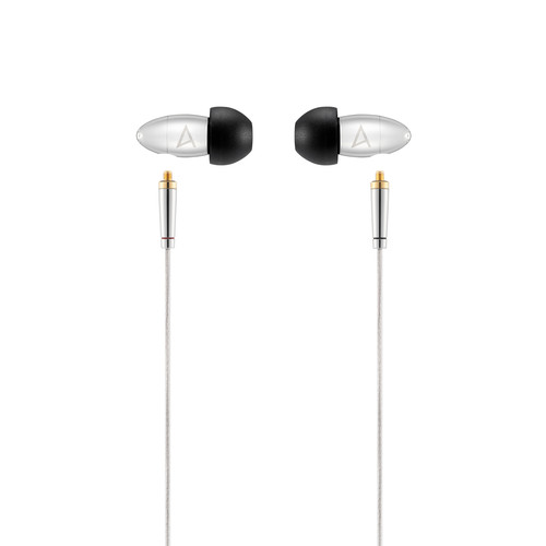 Astell&Kern AKR02 Balanced Armature Earphones (Silver)