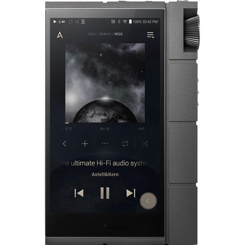 Astell & Kern KANN CUBE High-Resolution Portable Audio Player - Wolf Gray