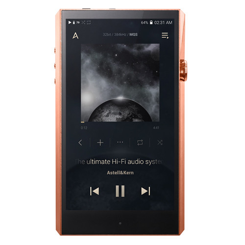 Astell&Kern SP1000 A&ultima Series High-End Music Player (Copper)