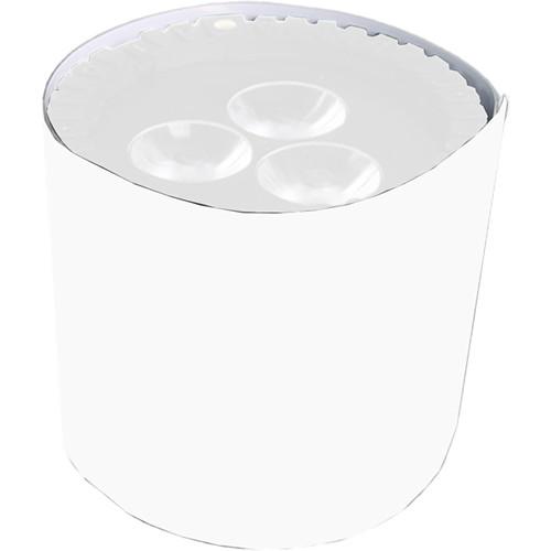 Astera Set of 8 White Flex Covers for AX5 TriplePAR LED Light