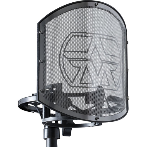 Aston Microphones SwiftShield Universal Shockmount and Pop Filter