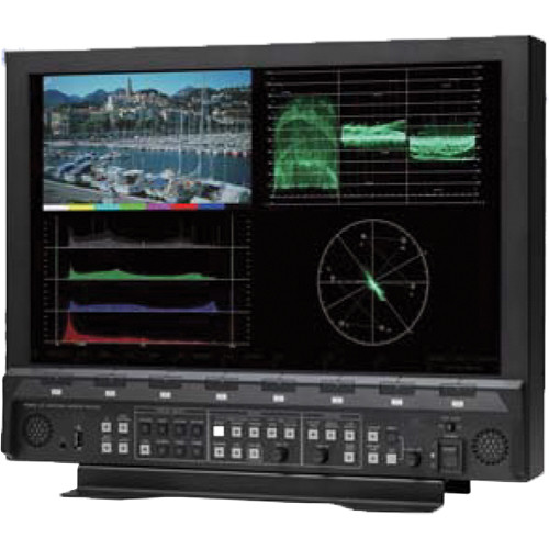 "Astro Design Inc WM-3206 4K Waveform Monitor (17"")"