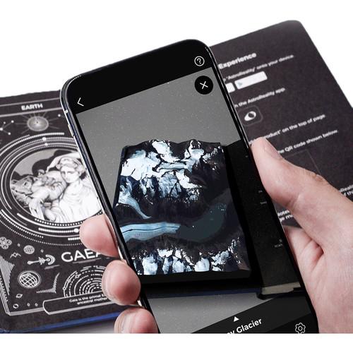 AstroReality EARTH AR Notebook