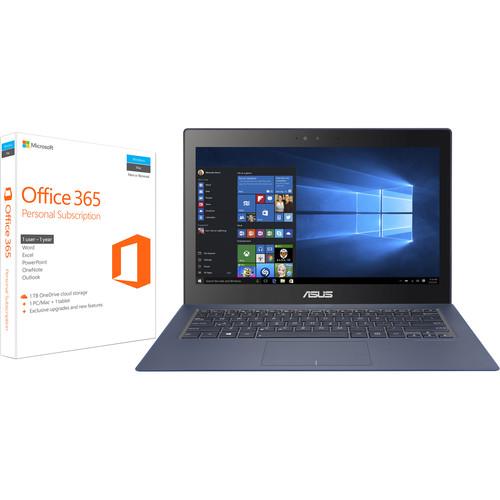 """ASUS 13.3"""" ZenBook UX301LA with Office 365 Kit"""