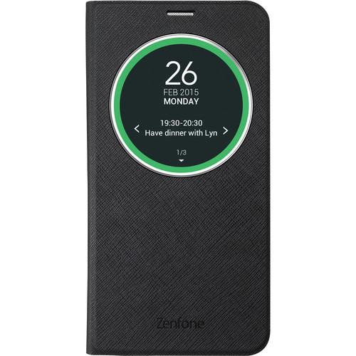 ASUS View Flip Cover Deluxe Case for ZenFone 2 (Black)