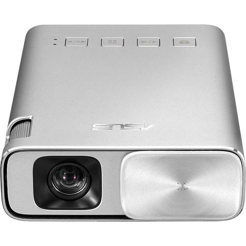 ASUS ZenBeam E1 150-Lumen WVGA DLP Pico Projector